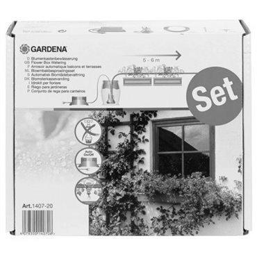 Arrosoir autom. balcons 1407 GARDENA (4091807)