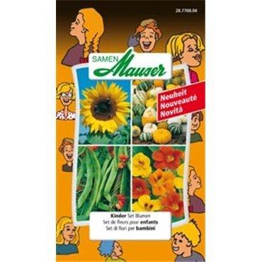 Set de fleurs pour enfants (20770004)(Semence)