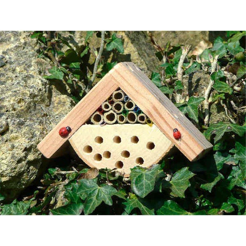 Petit hôtel à insectes «Minibug» (1300.103)