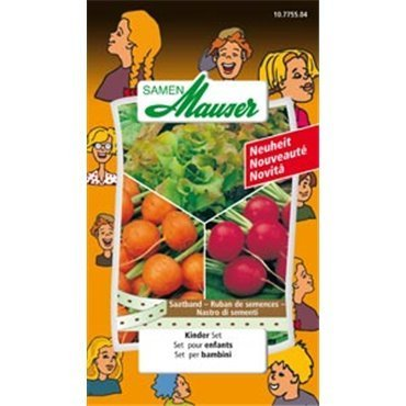 Set pour enfants: bandes de semis (10775504)