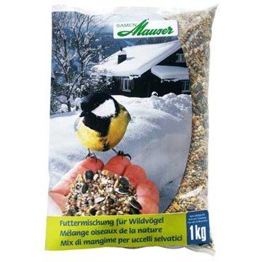 Futtermischung für Wildvögel