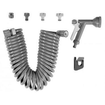 Tuyaux Spirale avec pistolet GARDENA (4082764)