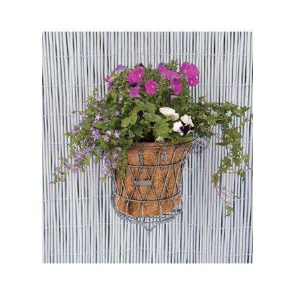 Blumenkorb mit wandhalterung 30103002 kaufen auf for Wandhalterung pflanzen