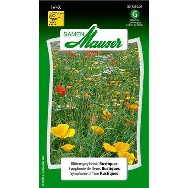 Blütensymphonie Rustiques (20737004)(Samen)