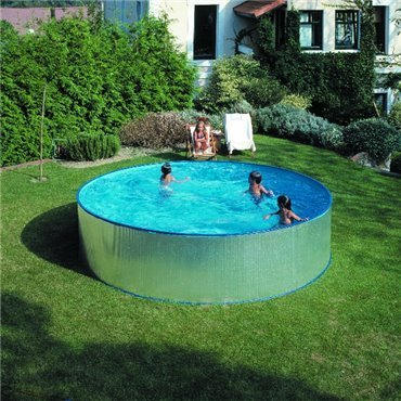 Dream-Pool Splasher (90 cm) galvanisé