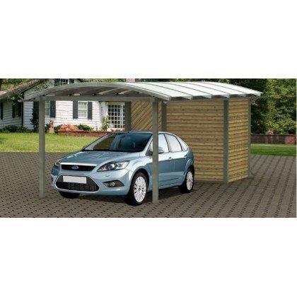carport mit ger teraum kaufen auf pflanzen. Black Bedroom Furniture Sets. Home Design Ideas