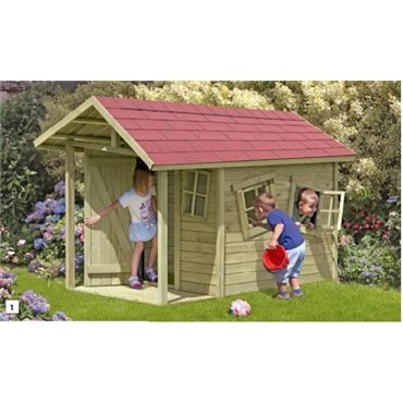Kinderspielhaus Nora (0900.324)