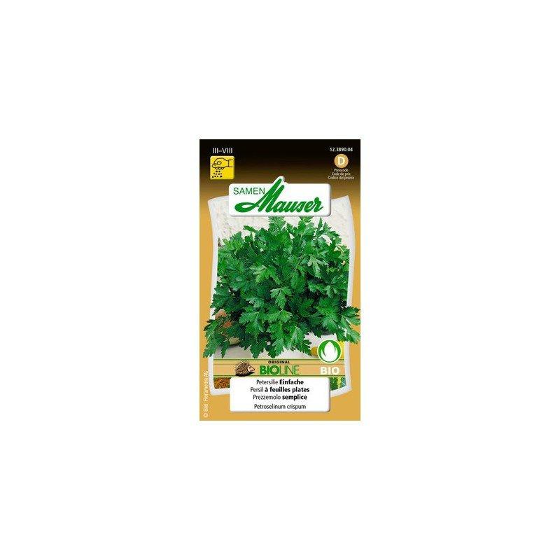 Bourgéon BIO Persil à feuilles plates (12389004)(semence)