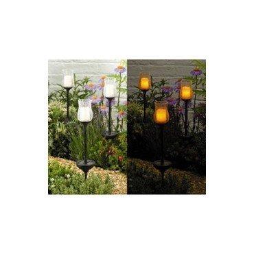 Solarlicht Wegleuchte «Kerze» (30109302)