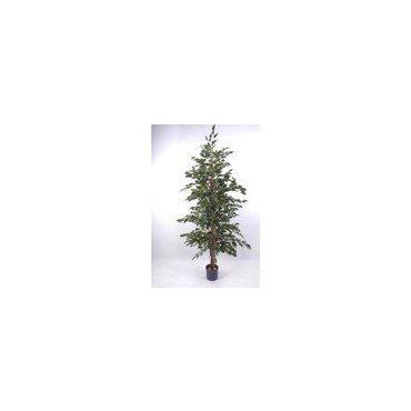 Ficus benjamina 150 cm (1180.019)(synthetische Pflanzen)