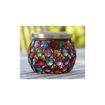 """Solarlaterne """"glühende Juwelen"""" (30137202)"""