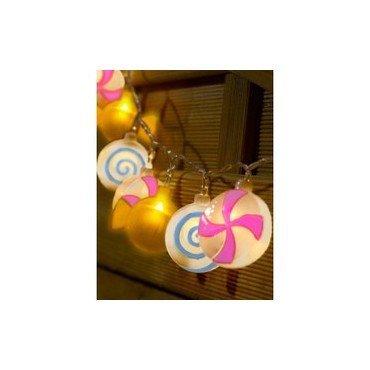 Lichterkette «Bonbon» (30120401)