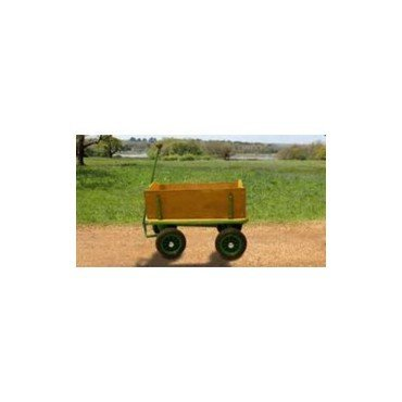 Bollerwagen mit Bremse (0950.550)