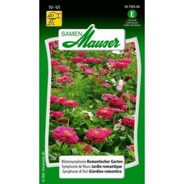 Blütensymphonien Romantischer Garten (20730504)(Samen)