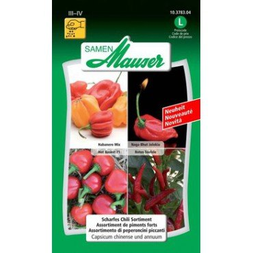 Assortiment de piments forts (10378304)