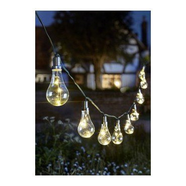 Eureka Lightbulb String Lights (30138703)