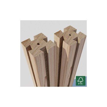 Set de deux poteaux 15 cm (30160605)