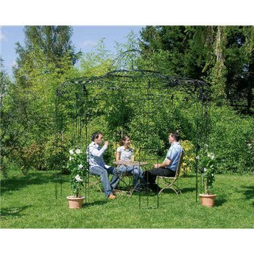 Eleganter Rundpavillon Nobly