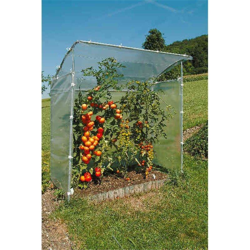 Serre à tomates