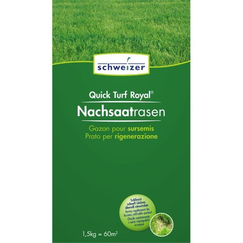 Quick Turf Royal® (Semence)(23729)