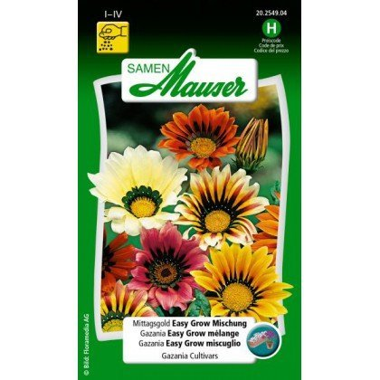 Gazania, Easy Grow (20254904)(Semence)