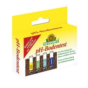 pH-Bodentest NEUDORFF(6000.125)