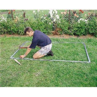 Cadre de plancher pr armoire à outils 8000.041