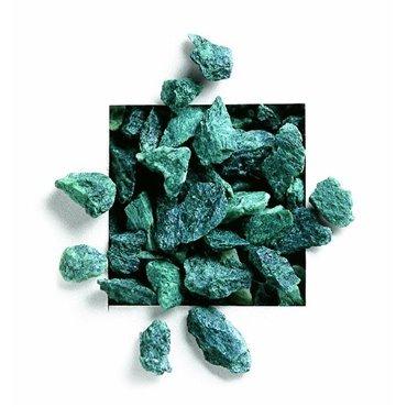 Graviers grossiers décoratifs Alpi Verde
