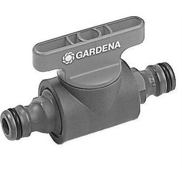 Raccord avec robinet de red. Gardena (4082574)